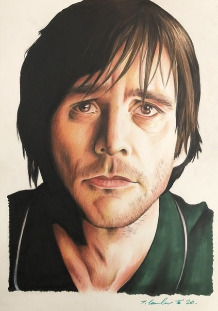 Jim Carrey by TraceyLawler